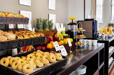Start your day with our breakfast buffet with top quality ...