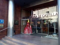 Welcome to Sercotel Corona de Castilla, located in the center ...
