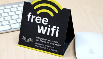 Enjoy free WiFi that we offer to all our guests