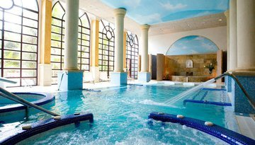 Come and relax in the spa at our hotel in ...